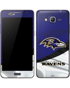Baltimore Ravens Galaxy Grand Prime Skin