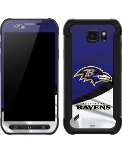 Baltimore Ravens Galaxy S6 Active Skin
