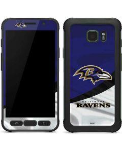 Baltimore Ravens Galaxy S7 Active Skin