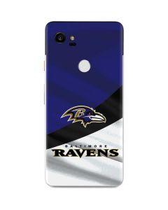 Baltimore Ravens Google Pixel 2 XL Skin