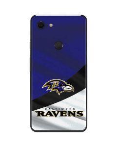 Baltimore Ravens Google Pixel 3 XL Skin