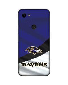 Baltimore Ravens Google Pixel 3a Skin