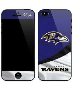 Baltimore Ravens iPhone 5/5s/SE Skin
