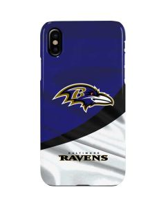 Baltimore Ravens iPhone XS Max Lite Case