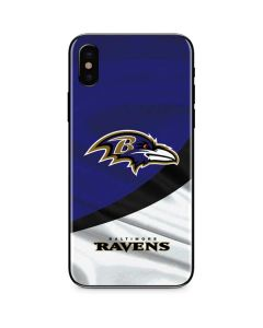 Baltimore Ravens iPhone XS Skin