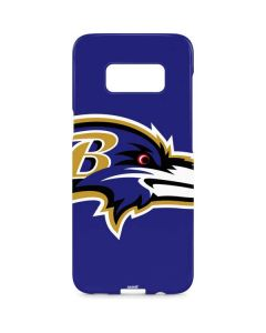 Baltimore Ravens Large Logo Galaxy S8 Plus Lite Case