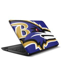 Baltimore Ravens Large Logo HP Notebook Skin