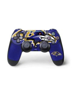 Baltimore Ravens Large Logo PS4 Pro/Slim Controller Skin