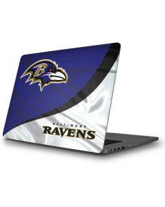 Baltimore Ravens Apple MacBook Pro Skin