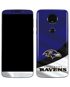 Baltimore Ravens Moto E5 Plus Skin