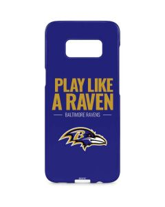Baltimore Ravens Team Motto Galaxy S8 Plus Lite Case