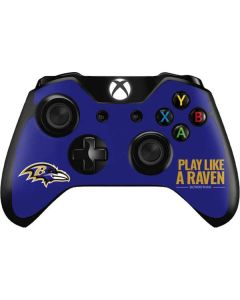 Baltimore Ravens Team Motto Xbox One Controller Skin