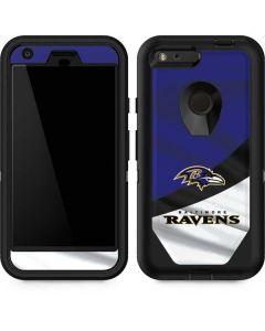 Baltimore Ravens Otterbox Defender Pixel Skin