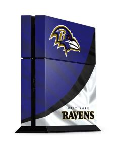Baltimore Ravens PS4 Console Skin