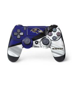 Baltimore Ravens PS4 Controller Skin