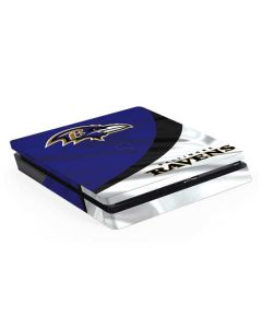 Baltimore Ravens PS4 Slim Skin