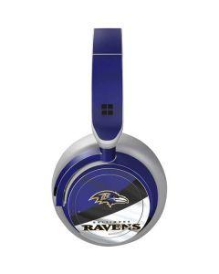 Baltimore Ravens Surface Headphones Skin
