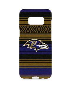 Baltimore Ravens Trailblazer Galaxy S8 Plus Lite Case