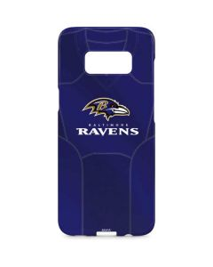 Baltimore Ravens Team Jersey Galaxy S8 Plus Lite Case