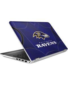 Baltimore Ravens Team Jersey HP Pavilion Skin