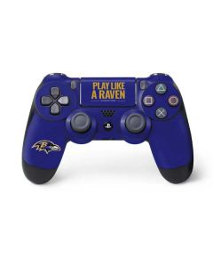Baltimore Ravens Team Motto PS4 Controller Skin