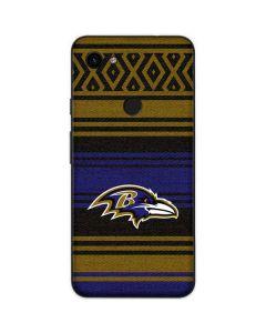 Baltimore Ravens Trailblazer Google Pixel 3a Skin