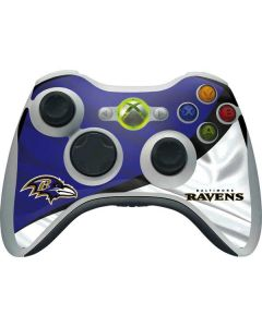 Baltimore Ravens Xbox 360 Wireless Controller Skin
