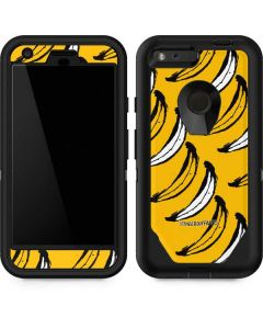 Bananas Otterbox Defender Pixel Skin