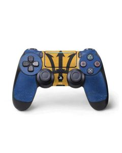 Barbados Flag Distressed PS4 Pro/Slim Controller Skin