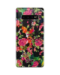 Baroque Roses Galaxy S10 Plus Skin