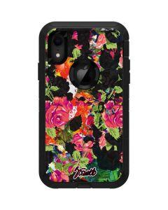 Baroque Roses Otterbox Defender iPhone Skin