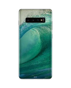 Barrel Wave Galaxy S10 Plus Skin
