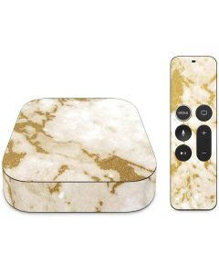 Basic Marble Apple TV Skin