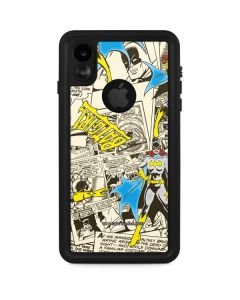 Batgirl All Over Print iPhone XR Waterproof Case