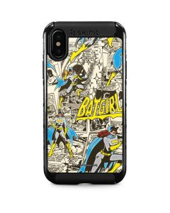 Batgirl All Over Print iPhone XS Cargo Case