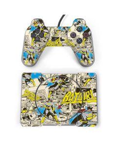 Batgirl All Over Print PlayStation Classic Bundle Skin