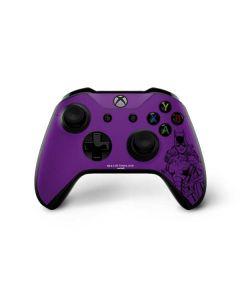 Batgirl Comic Pop Xbox One X Controller Skin
