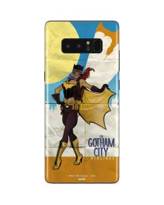 Batgirl- Fly Gotham City Airlines Galaxy Note 8 Skin