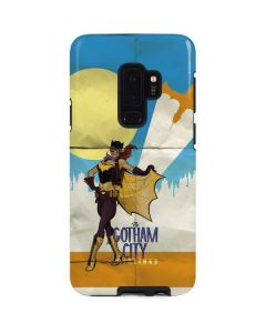 Batgirl- Fly Gotham City Airlines Galaxy S9 Plus Pro Case