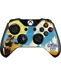 Batgirl- Fly Gotham City Airlines Xbox One Controller Skin