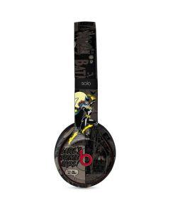 Batgirl Mixed Media Beats Solo 3 Wireless Skin