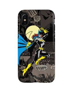 Batgirl Mixed Media iPhone X Pro Case