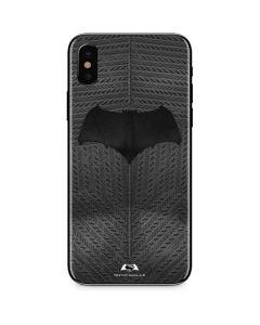 Batman Bust iPhone X Skin