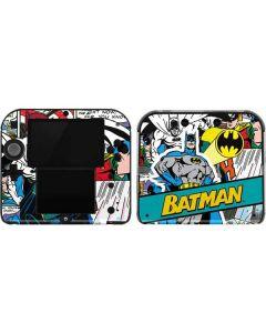 Batman Comic Book 2DS Skin