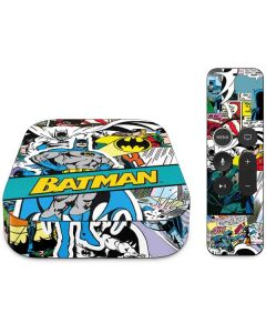 Batman Comic Book Apple TV Skin