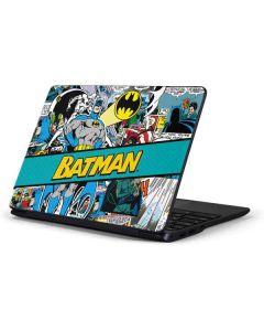 Batman Comic Book Samsung Chromebook Skin