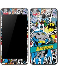 Batman Comic Book Galaxy Grand Prime Skin