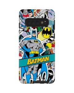 Batman Comic Book Galaxy S10 Pro Case