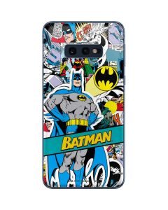 Batman Comic Book Galaxy S10e Skin