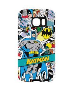 Batman Comic Book Galaxy S7 Edge Pro Case